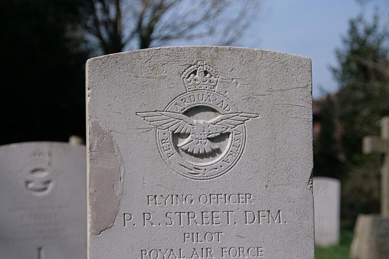 Berkhamsted War Graves