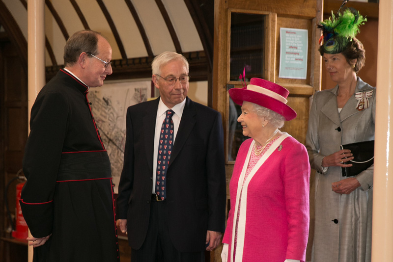 Visit of Her Majesty the Queen 2016