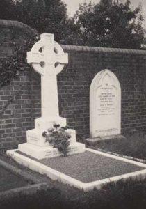 Hughes family grave