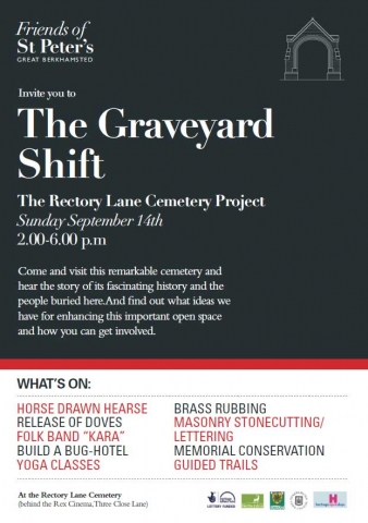 Graveyard Shift flyer