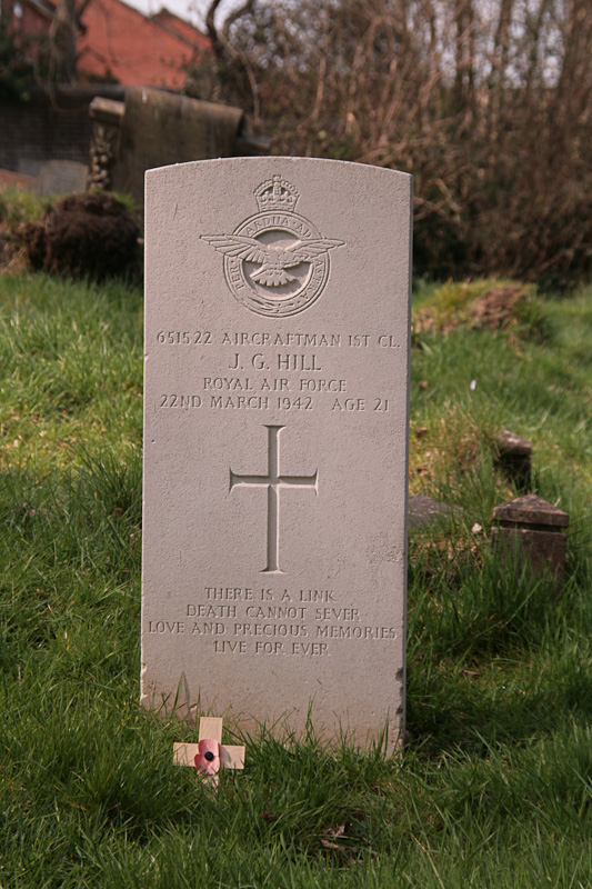 JG Hill