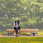 Cruciform bench design